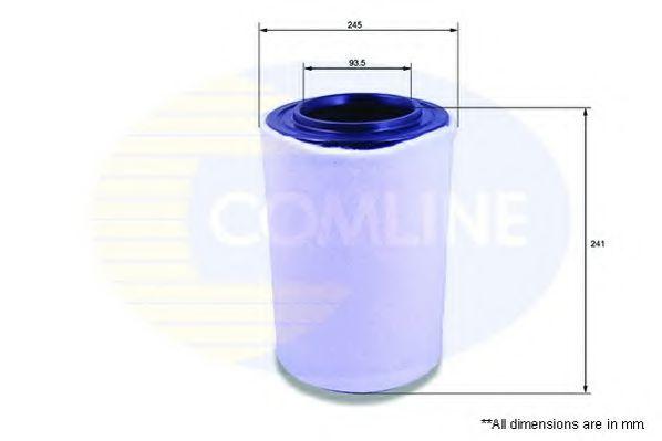 Воздушный фильтр  арт. EAF785