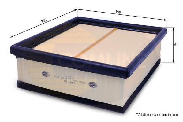 Воздушный фильтр  арт. EAF590