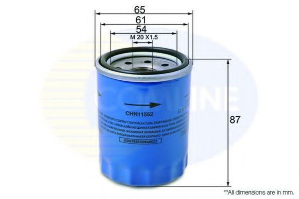 Масляный фильтр  арт. CHN11562