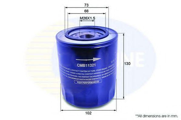 Масляный фильтр  арт. CMB11321