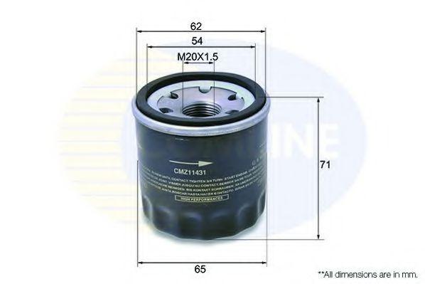 Масляный фильтр  арт. CMZ11431