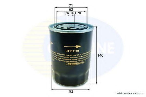 Масляный фильтр  арт. CTY11110