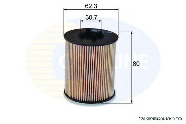 Масляный фильтр  арт. EOF033