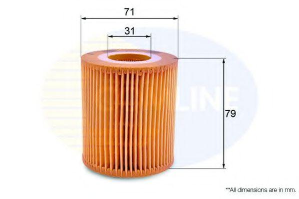 Масляный фильтр  арт. EOF169