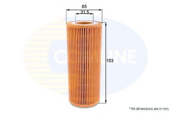 Масляный фильтр  арт. EOF170