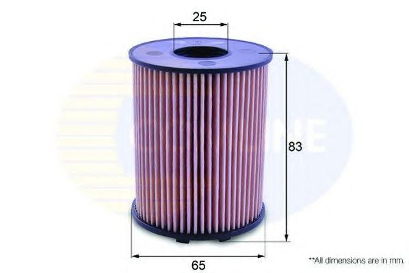 Масляный фильтр  арт. EOF174