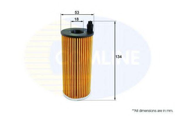 Масляный фильтр  арт. EOF242