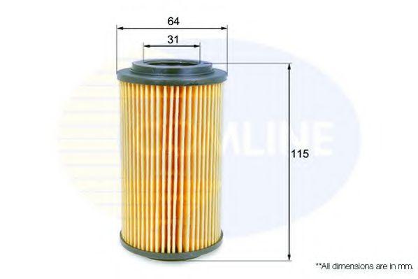 Масляный фильтр  арт. EOF253