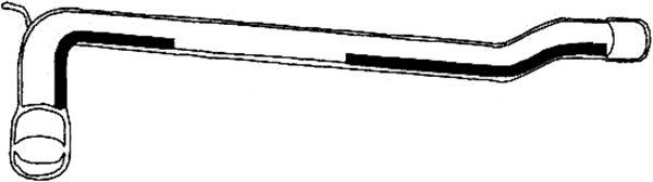 Катализатор Ремонтная трубка, катализатор ASMET арт. 04106