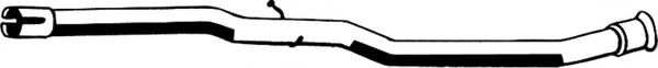 Катализатор Ремонтная трубка, катализатор ASMET арт. 09056