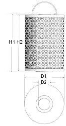 Масляный фильтр фільтр мастила CHAMPION арт. X106606