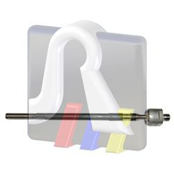 Рулевая тяга RTS 9290195
