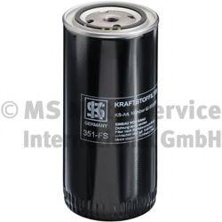 Топливный фильтр 351-FS (пр-во KS)                                                                   KOLBENSCHMIDT 50013351
