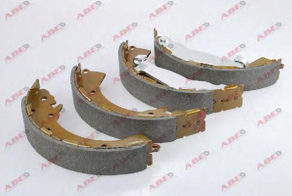 Гальмівні колодки, барабанні ABE C00518ABE