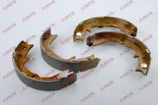 Гальмівні колодки, барабанні ABE C05062ABE