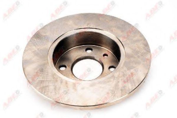 Гальмівний диск  арт. C3F012ABE