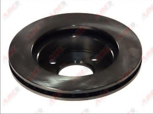 Гальмівний диск  арт. C3G007ABE