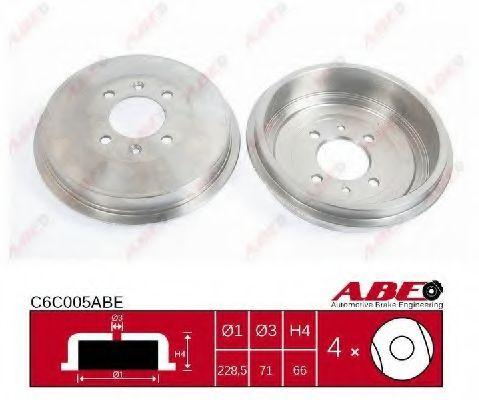 Гальмівний барабан ABE C6C005ABE