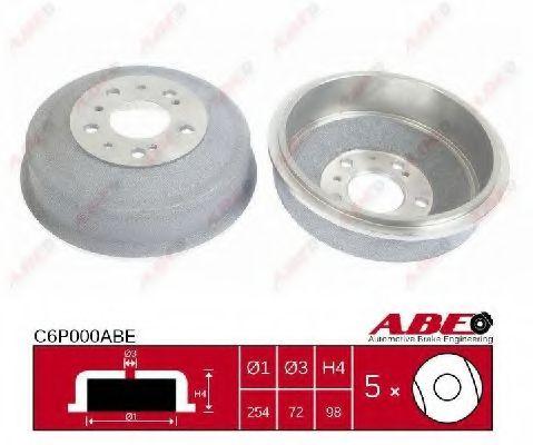 Гальмівний барабан ABE C6P000ABE