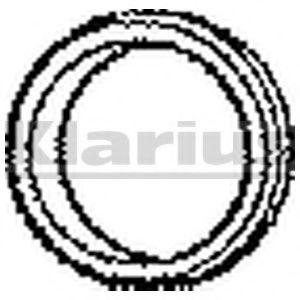 Прокладка выхлопной трубы Прокладка, труба выхлопного газа KLARIUS арт. 410003