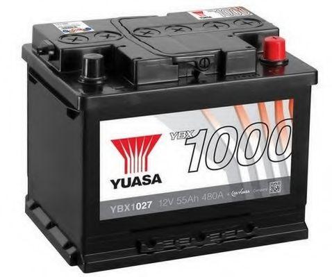 Yuasa 12V 55Ah Battery YBX1027 (0)  арт. YBX1027