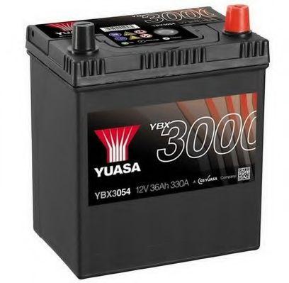 Yuasa 12V 36Ah SMF Battery  Japan  YBX3054  (0)  арт. YBX3054