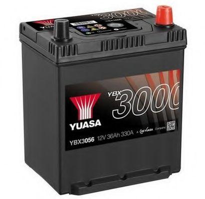 Yuasa 12V 36Ah  SMF Battery Japan YBX3056 (0)  арт. YBX3056