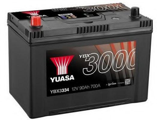 Yuasa 12V 90Ah SMF Battery Japan YBX3334 (1)  арт. YBX3334