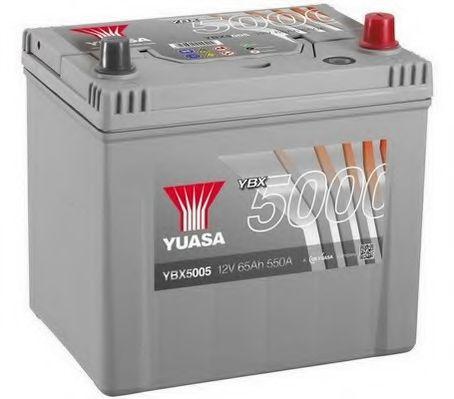 Yuasa 12V 65Ah Silver High Performance Battery Japan  YBX5005 (0)  арт. YBX5005
