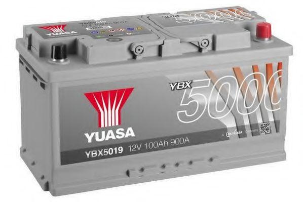 Yuasa 12V 100Ah  Silver High Performance Battery  YBX5019 (0)  арт. YBX5019