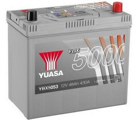 Yuasa 12V 48Ah Silver High Performance Battery  Japan YBX5053 (0)  арт. YBX5053
