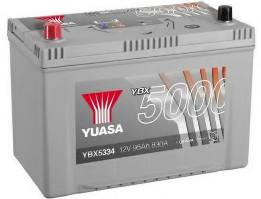 Yuasa 12V 95Ah Silver High Performance Battery Japan YBX5334 (1)  арт. YBX5334