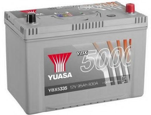 Yuasa 12V 95Ah  Silver High Performance Battery Japan YBX5335 (0)  арт. YBX5335