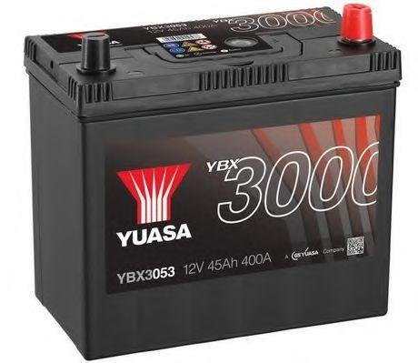 Yuasa 12V 45Ah  SMF Battery Japan  YBX3053 (0)  арт. YBX3053