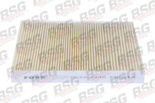 Фильтр салона Ford Fiesta/Fusion 01-  арт. BSG30145002