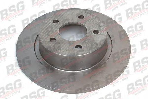 Тормозной диск зад. Connect 02- (278x11) BSG BSG30210011