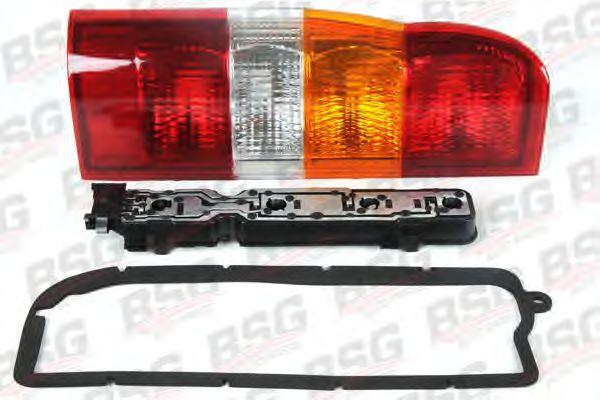Задний фонарь Фонарь задний Transit V184 00- Л. (желт.) BSG арт. BSG30805006
