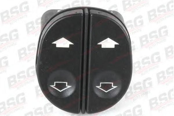 Кнопка стеклоподъемника Connect 02- Л. (двойная)  арт. BSG30860011