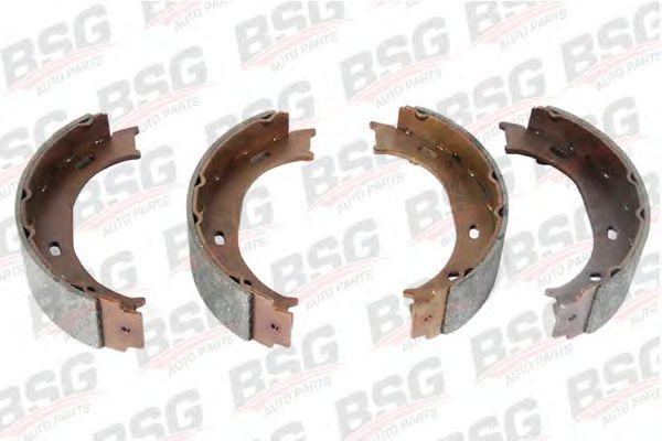 Колодки ручного тормоза Sprinter 208-316/LT 35 96-06 BSG BSG60205002