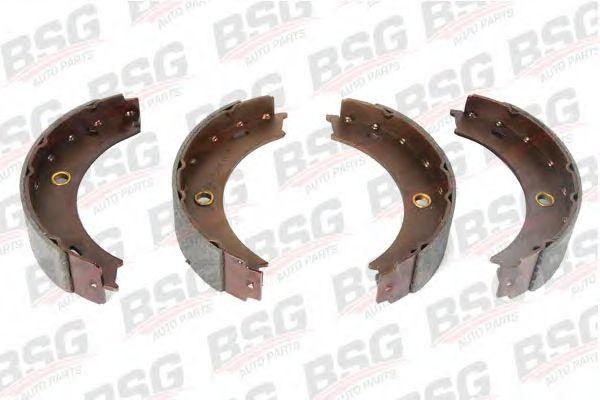 Колодки ручного тормоза Sprinter/LT 96-06 (спарка) BSG BSG60205004