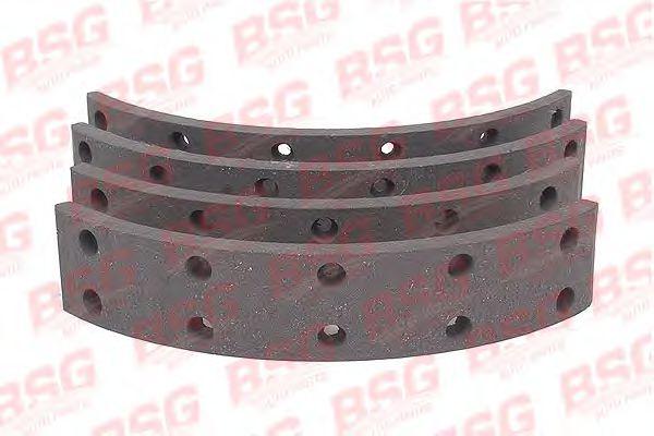 Тормозные колодки барабанные Тормозные накладки зад MB 207-210 BSG арт. BSG60205007