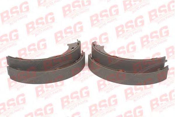 Колодки ручного тормоза Sprinter/Crafter 06- BSG BSG60205008