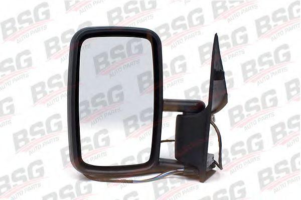 Зеркало бокове Sprinter/LT Л. (+подогр.) BSG BSG60900004