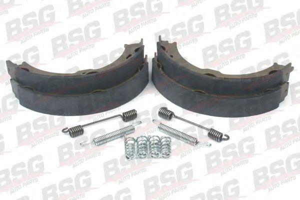 Колодки ручного тормоза Sprinter/Crafter 06- (с пружинками) BSG BSG60205009