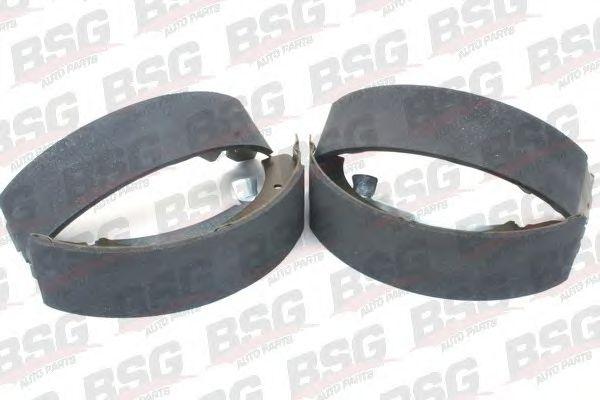 Тормозные колодки зад. Ducato/Boxer 94-02 (1.4t)(бараб.) BSG BSG70205002