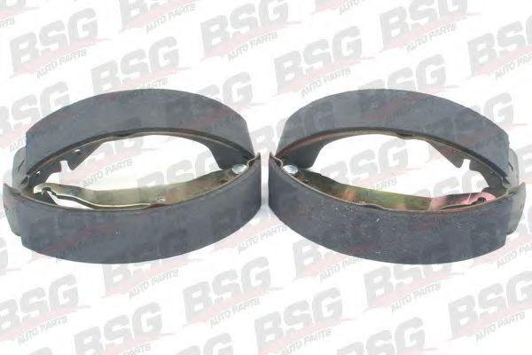 Тормозные колодки зад. Combo 01-05/Astra F/G 91-05 (бараб.) BSG BSG65205002