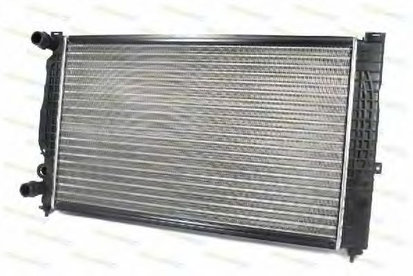 Радiатор основний (мех КПП) Audi A4 95-01/A6 97-05/Skoda SuperB 1.9TDI 01- 632X392X32 THERMOTEC D7A009TT
