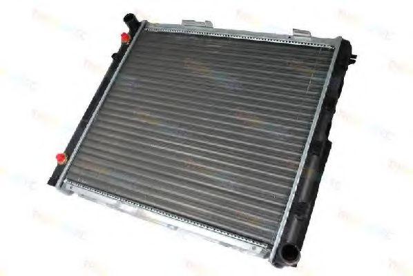 Радiатор W124 200D-300D 84-93 (АКПП) THERMOTEC D7M003TT