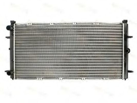 = 701 121 253M (різьба під датчик) Радіатор охолодження двигуна VW T4 1.8-2.5TD THERMOTEC D7W003TT
