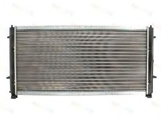 =701 121 253D Радіатор охолодження двигуна VW T4 1.8-2.5TD THERMOTEC D7W009TT